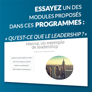Session de démo sur le Leadership