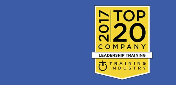 2017 Top 20 Leadership Training Companies List