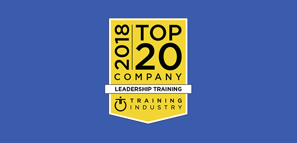 CrossKnowledge Among 2018 Top 20 Leadership Training Companies