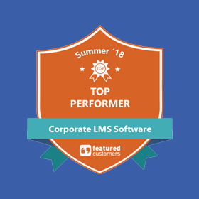 CrossKnowledge Named Top Performer in the Summer 2018 Corporate LMS Software Customer Success Report