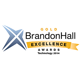 CrossKnowledge recibe 4 premios en los Brandon Hall Excellence in Technology Awards 2015