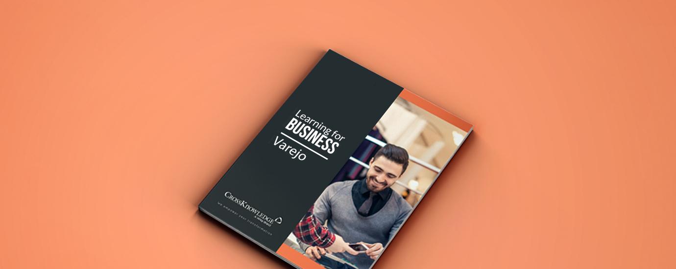 Essa publicação é voltada para o setor de varejo. Ela ajudará sua empresa a preparar seus colaboradores para a era digital.