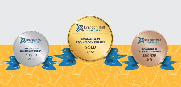 CrossKnowledge wird mit Brandon Hall Technology Awards 2016 ausgezeichnet