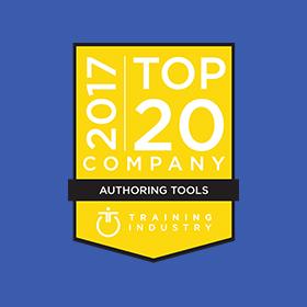 CrossKnowledge nominiert unter den TOP20 Autorentool-Unternehmen weltweit