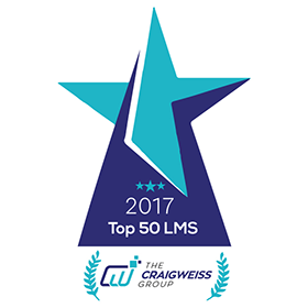 CrossKnowledge haalt de top 15 van Craig Weiss Group's 2017 Top 50 LMS Rapport