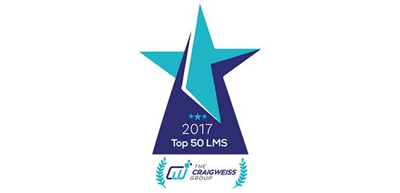 CrossKnowledge makes it among the top 15 in Craig Weiss Group's 2017 Top 50 LMS Report