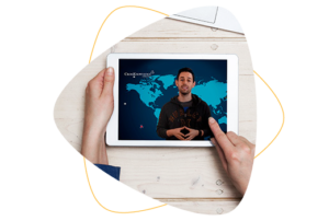 Digital learning at your fingertips with our customized mobile solutions