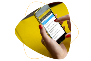 Digital learning mobile solutions improve employee engagement thanks to accessibility
