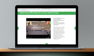 Mohive let's you use all of your available resources to create immersive training modules.