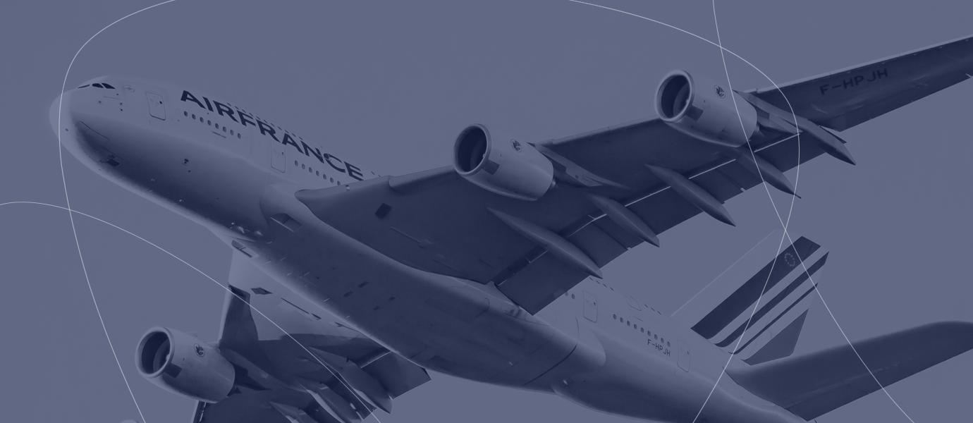La formation digitale au service du développement des leaders d'Air France
