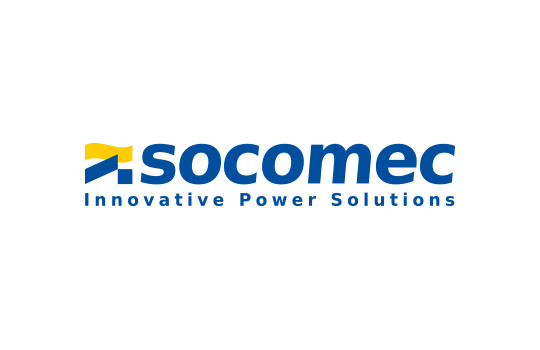 Logo Socomec Innovative Power Solutions