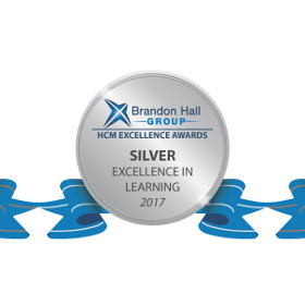 Brand Hall Excellence Awards Silver