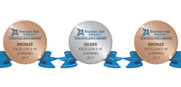 Three Wins for CrossKnowledge at the 2017 Brandon Hall Group Excellence Awards