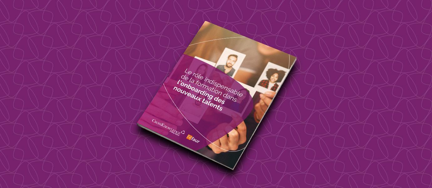 Un guide gratuit à télécharger sur le rôle crucial de la formation dans la processus d'intégration des employés