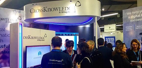 CrossKnowledge, gold sponsor de la 2ème édition de Learning Technologies France