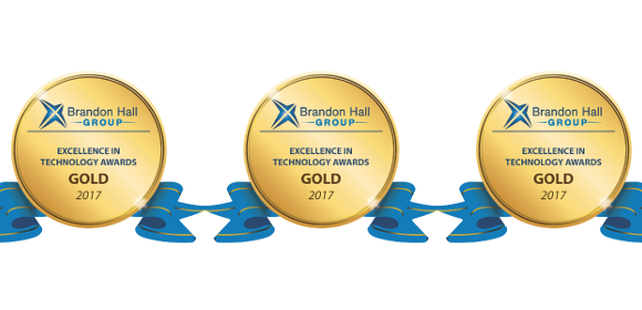Four Wins for CrossKnowledge at the 2017 Brandon Hall Group Excellence in Technology Awards