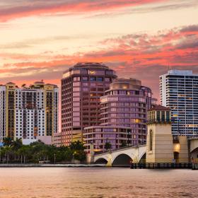 West Palm Beach Intracoastal Waterway