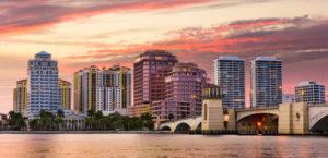 Intracoastal Waterway of West Palm Beach