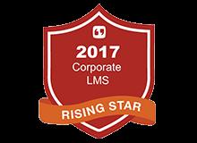 2017 Corporate LMS Rising Star