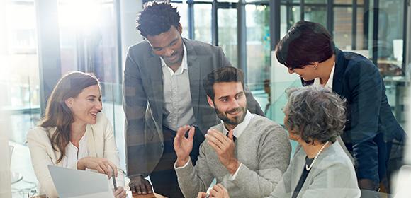 Treinamento para Equipes Poder da Colaboração