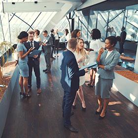 Talent Management & CLO Hackathon CrossKnowledge als Partner auf der Iventiv
