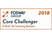 CrossKnowledge Core Challenger Fosway Grid 2018