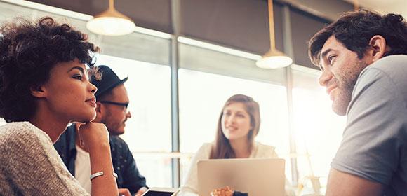 Treinamentos centrados nos alunos para atingir objetivos do negócio