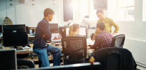 TEAMSHIFT, la solution de développement des équipes par CrossKnowledge