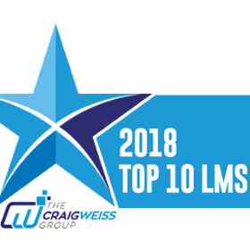 Craig Weiss logo for LMS report
