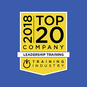 CrossKnowledge Among 2018 Top 20 Leadership Training Companies