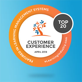 CrossKnowledge Learning Suite among Top 20 LMSs based on Customer Experience