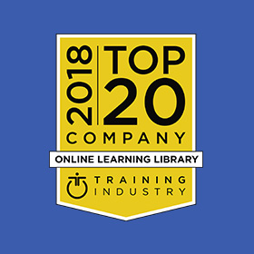 CrossKnowledge among 2018 Top 20 Online Learning Library List