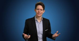 """Dorie Clark is an adjunct professor at Duke University's Fuqua School of Business and the author of """"Entrepreneurial You"""""""