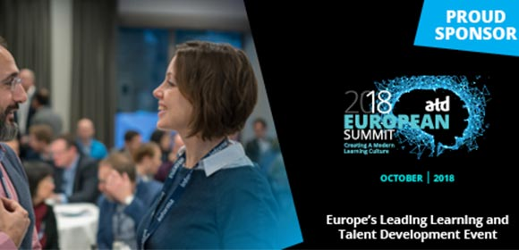 CrossKnowledge is proud to be Gold sponsor of the ATD European Summit