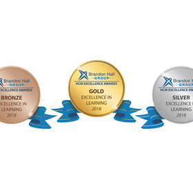 Eight Wins for CrossKnowledge at the 2018 Brandon Hall Group Excellence Awards