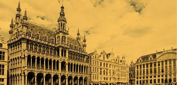 Roadshow in Brussels Belgium