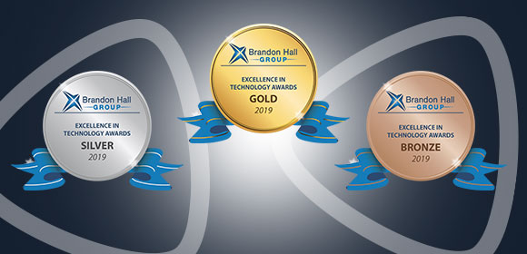 CrossKnowledge Awarded at Brandon Hall's 2019 Excellence in Technology Awards