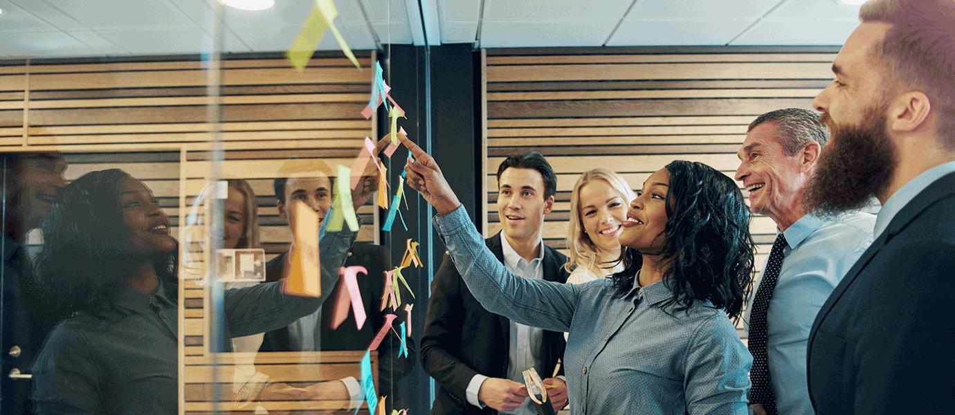 As 7 competências para uma liderança ágil