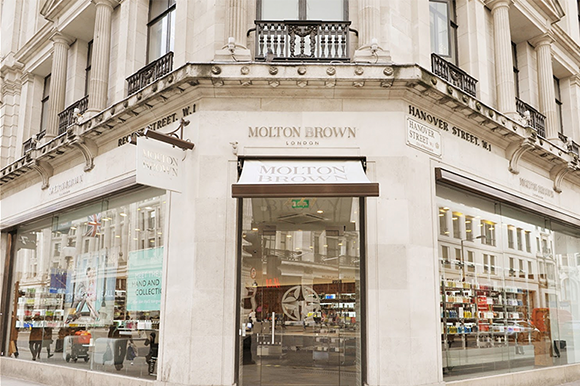 Retail Now : Molton Brown and Crossknowledge