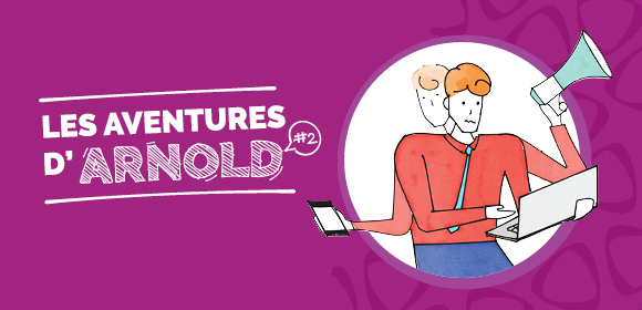 Mobile Learning: Arnold and the Learning Experience–Episode 2