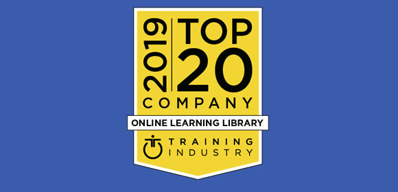 CrossKnowledge Named to 2019 Training Industry Top 20™ Online Learning Library Companies List