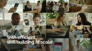 Desenvolvimento de habilidades em escala