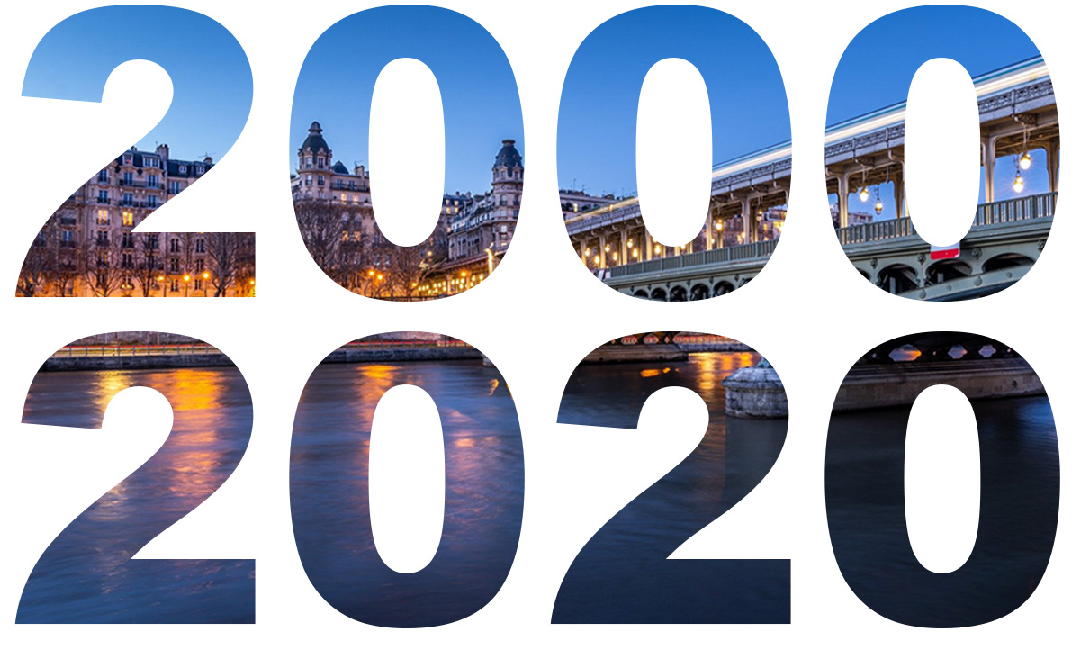 2000 - 2020