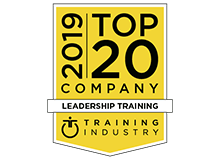 CrossKnowledge Among 2019 Top 20 Leadership Training Companies award