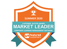 Featured Customers 2020 Market Leader Badge