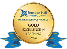 Gold Learning Award 2020